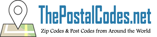 THE POSTAL CODES